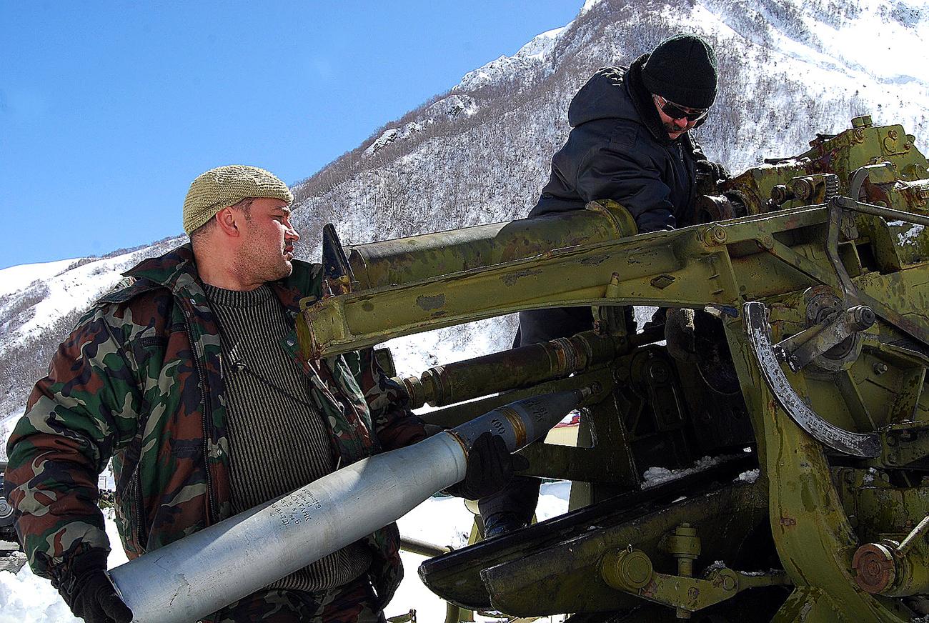 Rusia Ciptakan Amunisi Baru untuk Hancurkan Drone Musuh