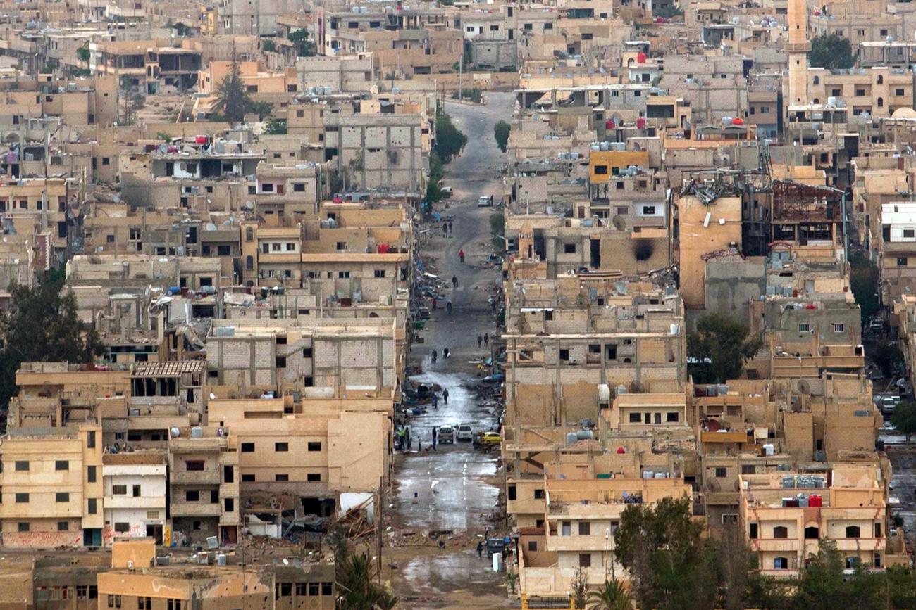 Palmira di nuovo nelle mani dell'Isis