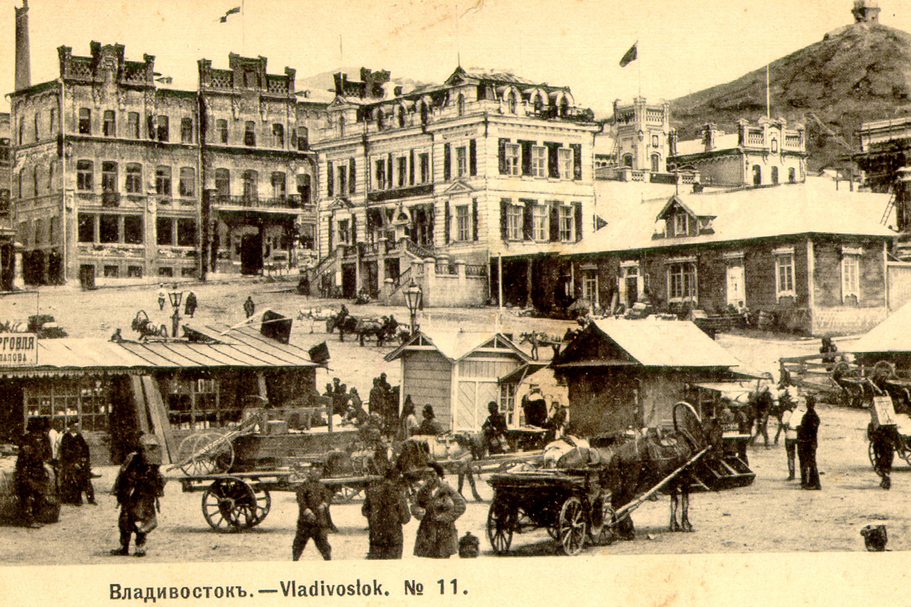 The Russian authorities in 19th century Vladivostok had a positive impression of Korean migrants. Source: Archive Photo