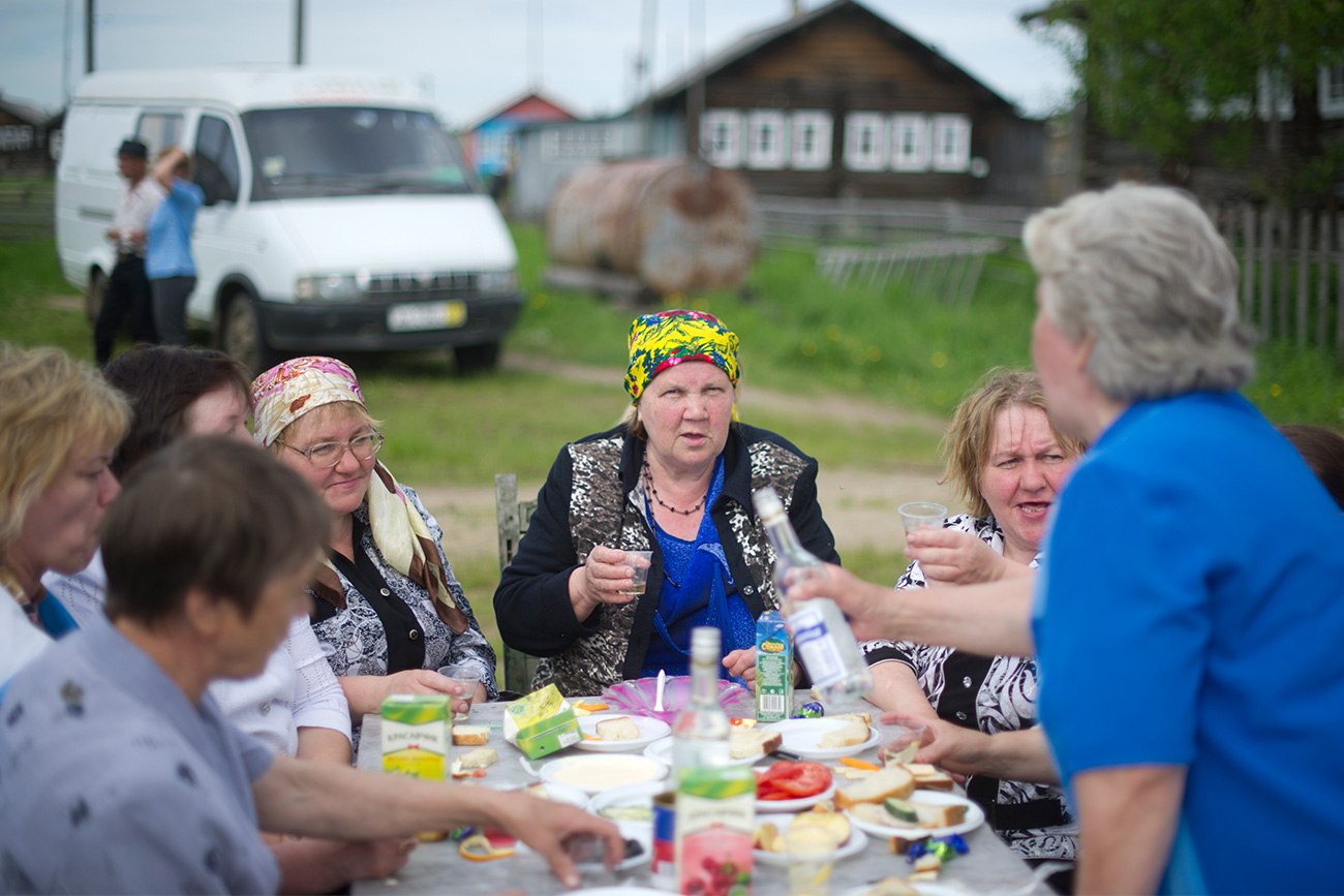 Apakah Rusia Konsumen Alkohol Terbesar di Dunia?