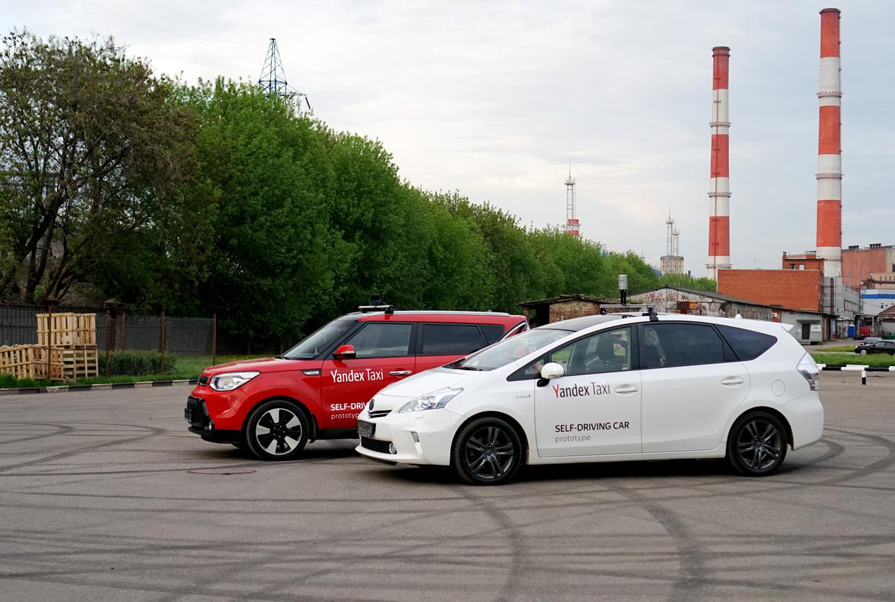 Perusahaan Rusia Luncurkan Taksi dengan Kemudi Otomatis, Seperti Apa?