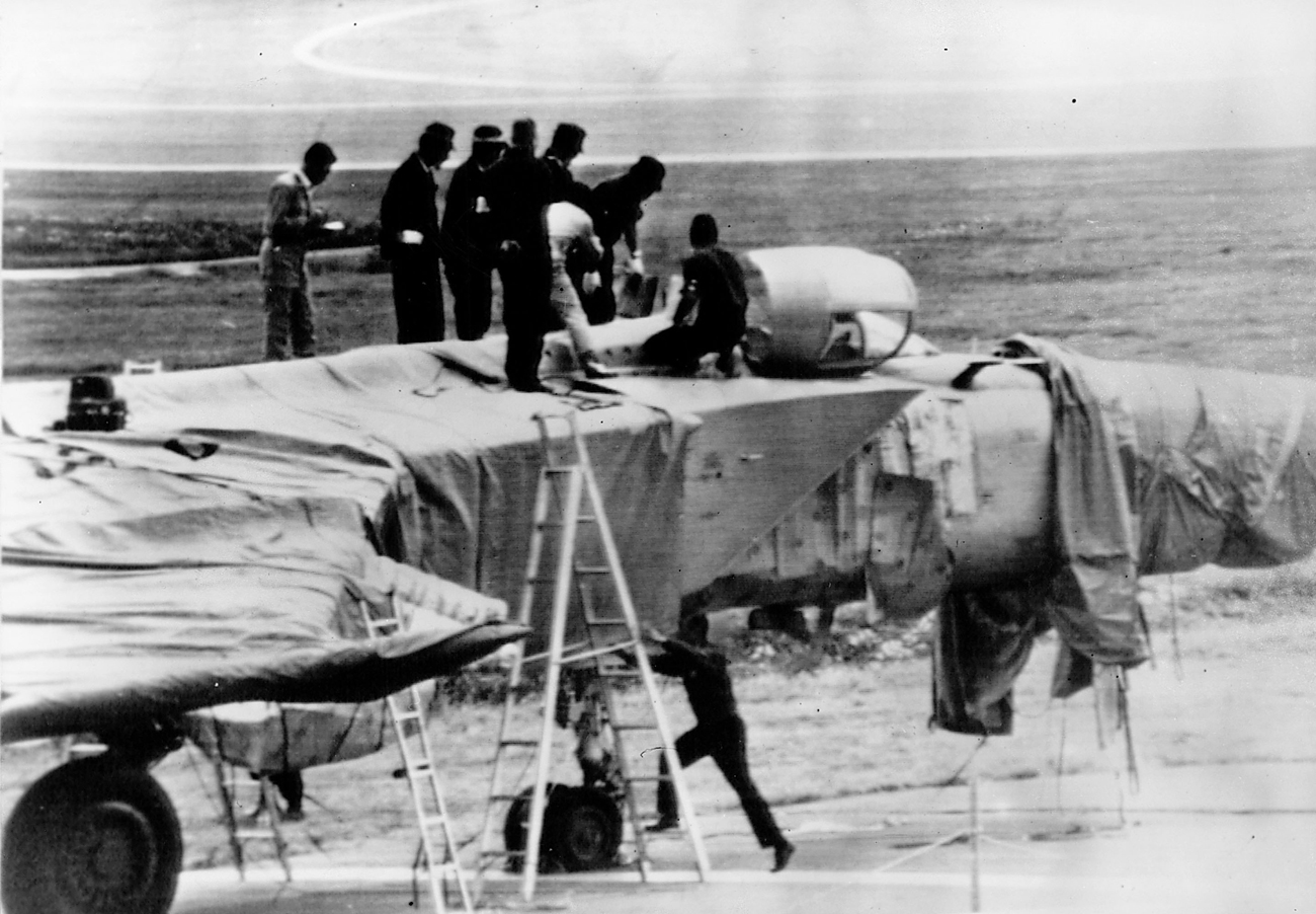 もっと読む:ソ連中尉の日本亡命でMiGに恩恵