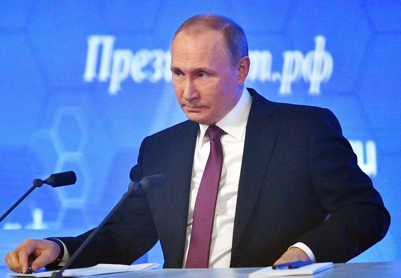 Fox News Sebut Putin Pembunuh, Kremlin Tuntut Permintaan Maaf
