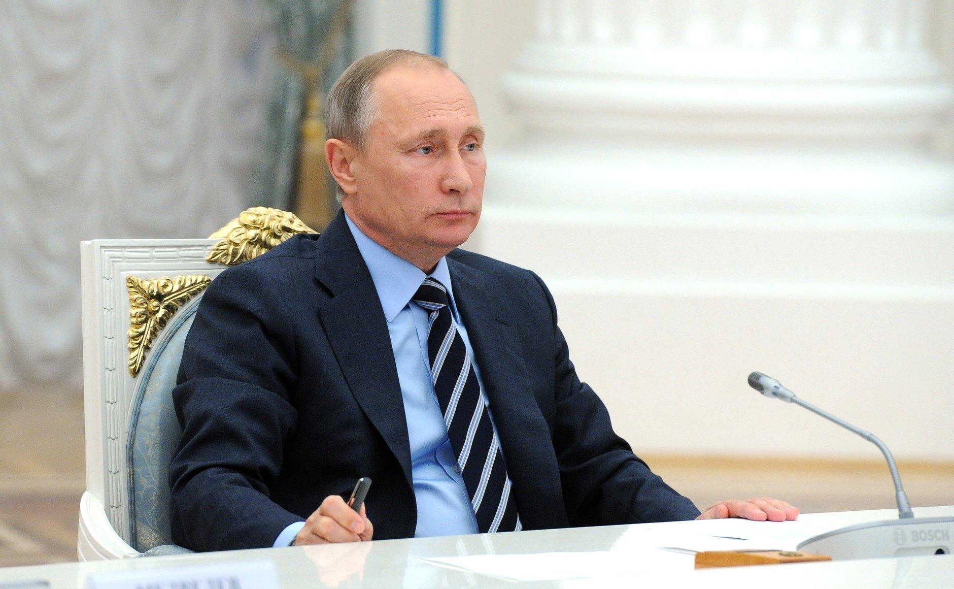 Putin: Eropa Serahkan Sebagian Kedaulatannya kepada AS