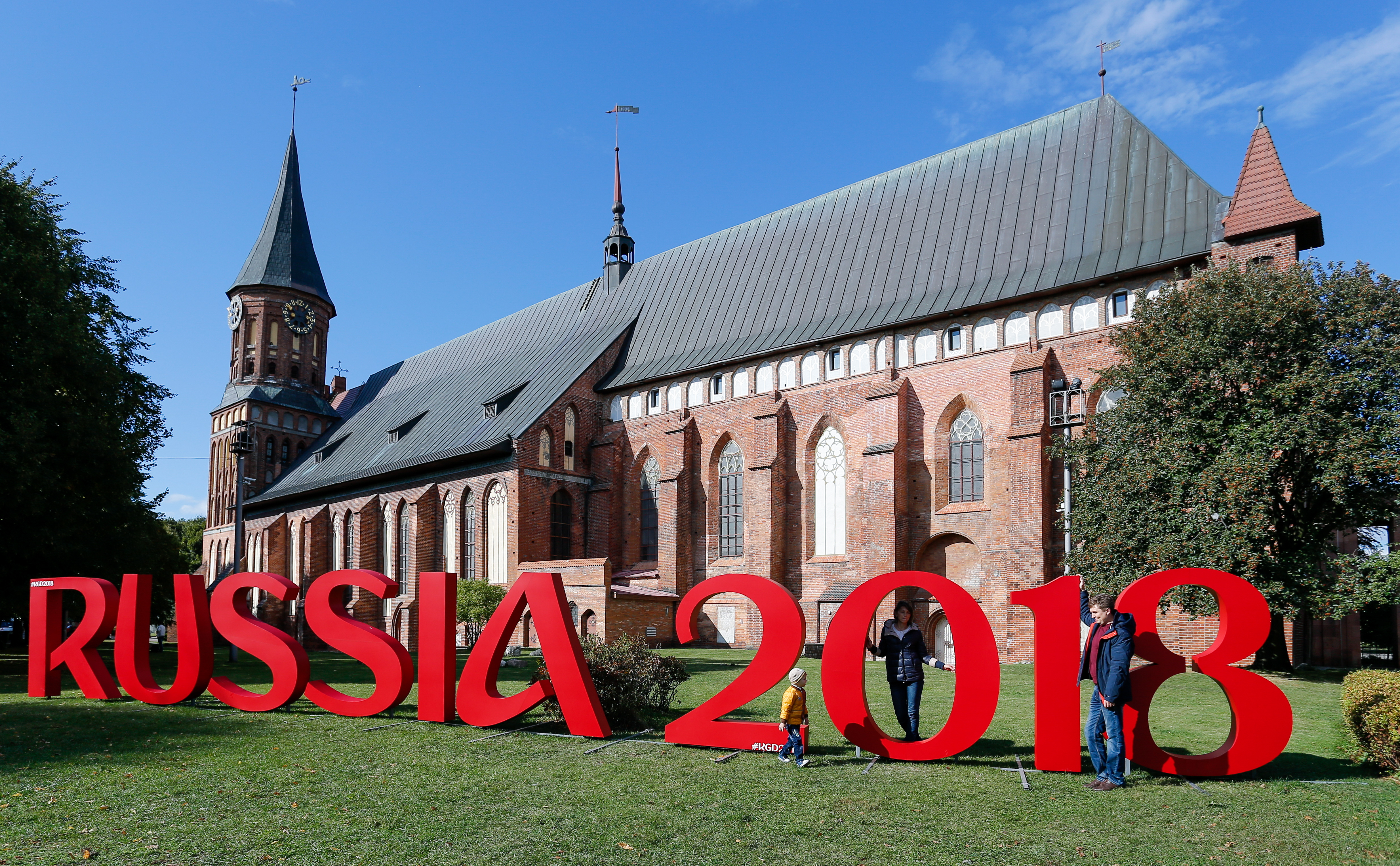 Em meio a escândalos e crise, Rússia se prepara para Copa do Mundo de 2018 width=