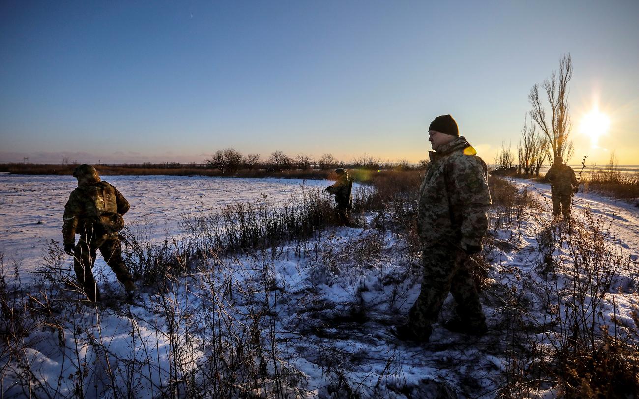 もっと読む:ウクライナ東部で再び衝突