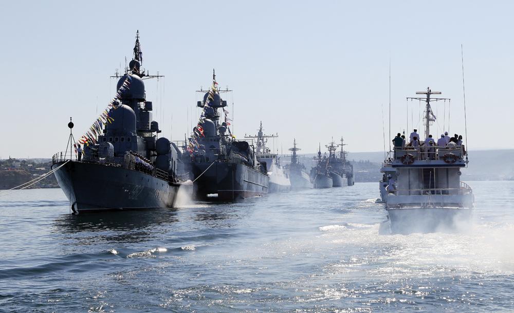 Dikritik AS Karena Tempatkan Senjata di Krimea, Rusia: Ini Tanah Kami