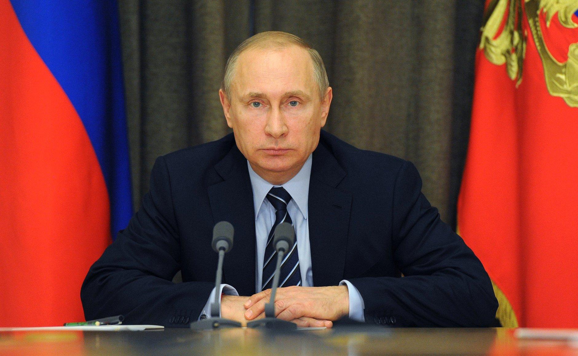 Putin Desak Status Palestina Segera Diperjelas