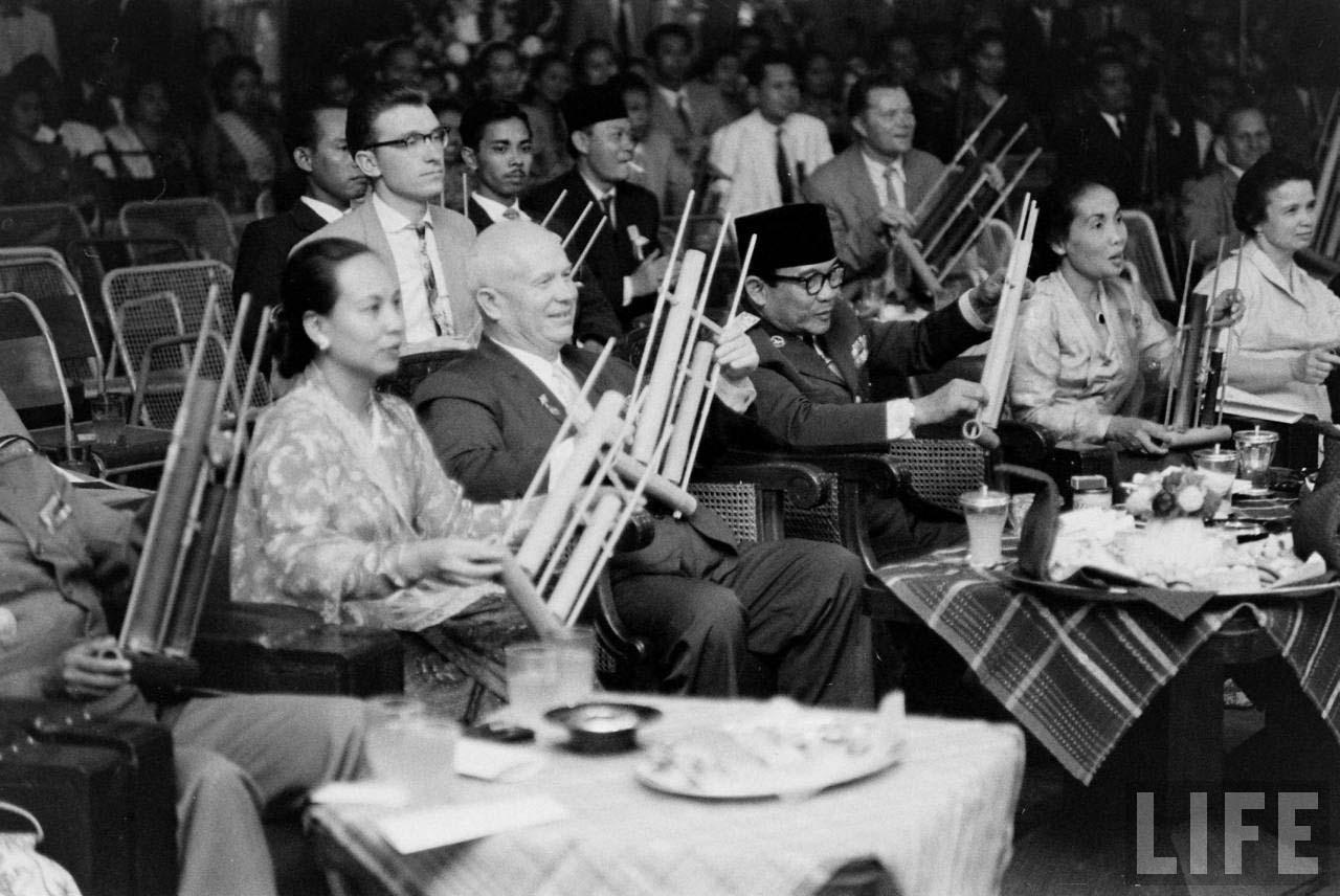 Enam Lagu Lawas Indonesia yang Populer di Uni Soviet