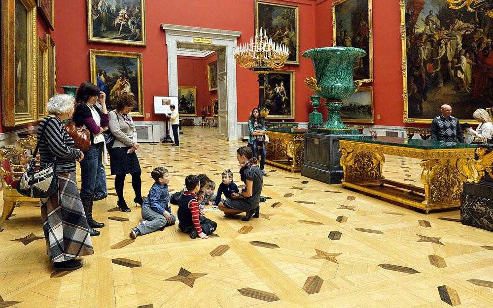 来館者の多い美術・博物館TOP5