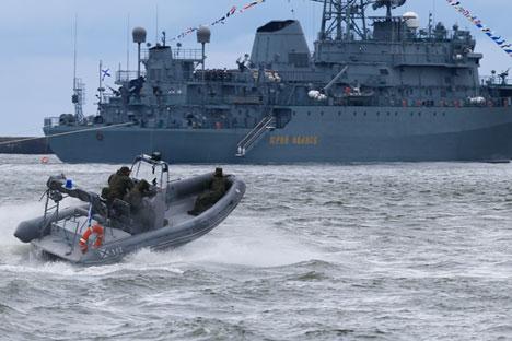 Angkatan Laut Rusia Dapatkan Kapal Pengintai untuk Pantau Sistem Pertahanan Rudal AS