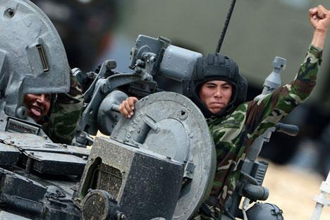 ARMY 2015, Rusia Raih Posisi Pertama