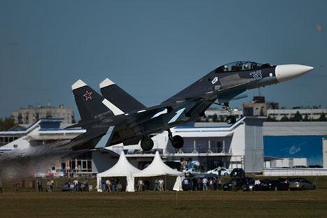 aviones rusos