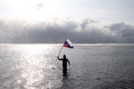 The number of people who believe that Russia's takeover of the peninsula has brought more good than harm has decreased from 70 to 59 percent. Source: Reuters