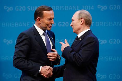 Lima Komentar Tertajam Tony Abbott Terhadap Rusia