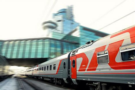 Estatal russa participará de reforma de rede ferroviária em Cuba width=
