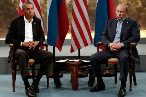 Putin y Obama se reúnen para hablar de Siria y Ucrania