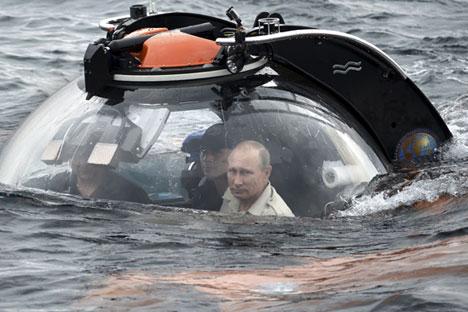 Berenang atau Tenggelam: Australia Butuh Kapal Selam Rusia