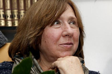 Lima Mahakarya Svetlana Alexievich, Pemenang Nobel Literatur 2015