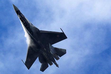 aviacion rusa en siria