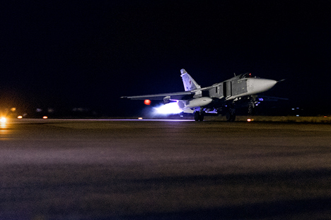 Serang ISIS, Rusia-Turki Kembali Lancarkan Operasi Udara Gabungan di Suriah