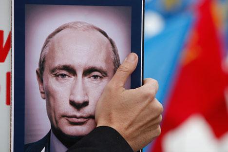 PSurvei, Pemerintahan Putin Adalah Periode Terbaik dalam Seabad Terakhir