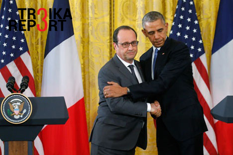 Turkish jets have not downed Hollande's new anti-ISIS alliance