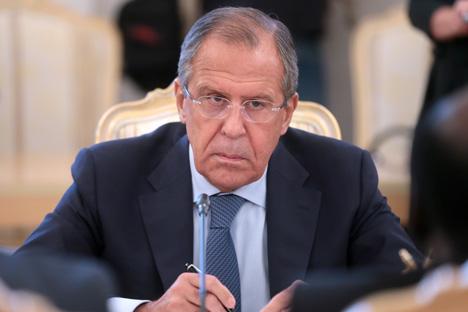 Lavrov: Rusia Tak Akui Kepentingan NATO