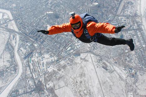 salto estratosferico