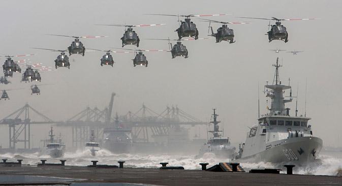 Rusia Berlayar Kembali untuk Memastikan Keamanan Maritim Indonesia