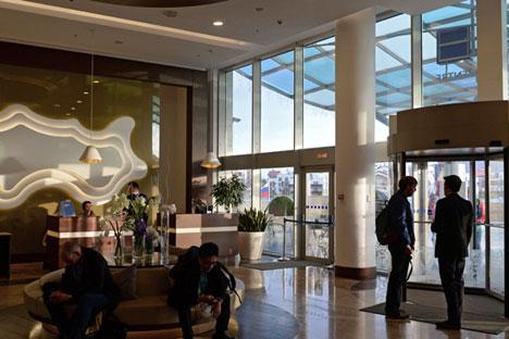 Nuove regole per gli alberghi russi