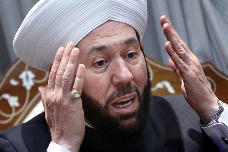 Mufti Suriah: Mereka Ingin Memecah Kami Menjadi Beberapa Negara-Semu