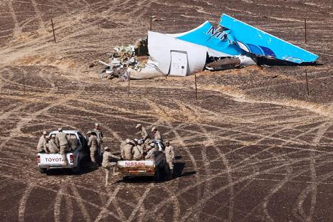 La catastrofe nei cieli del Sinai, un anno dopo