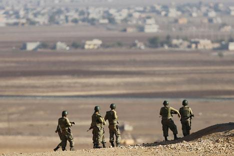 Tentara Suriah Tembak Jatuh Pesawat Tempur dan UAV Israel