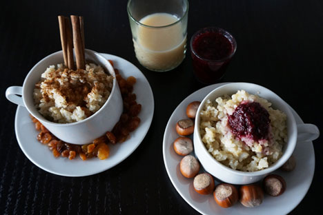 Pudding Rice pudding: The dish that conquers all cultures and time zones