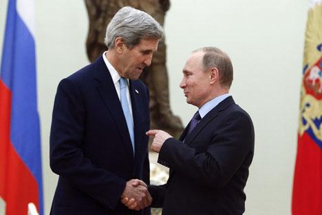 Kunjungan Menlu AS ke Moskow, Apa Saja yang Disepakati Rusia dan AS?
