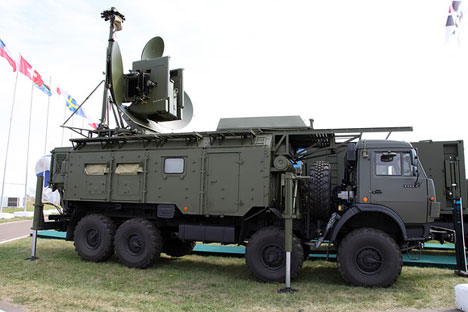 Senjata Elektronik Terbaru Buatan Rusia Siap Diekspor