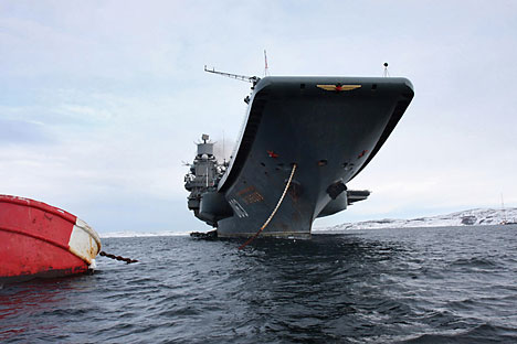 portaaviones almirante kuznetsov