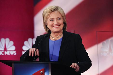 Politikus Rusia: Jika Clinton Terpilih, Hubungan Rusia-AS Tak Ada Harapan