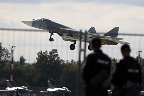 National Interest: T-50 Rusia Ungguli F-22 Amerika Serikat