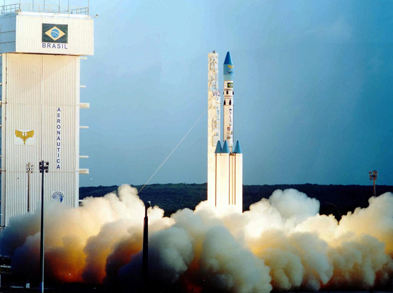 Rússia não decola no mercado brasileiro de exploração espacial width=