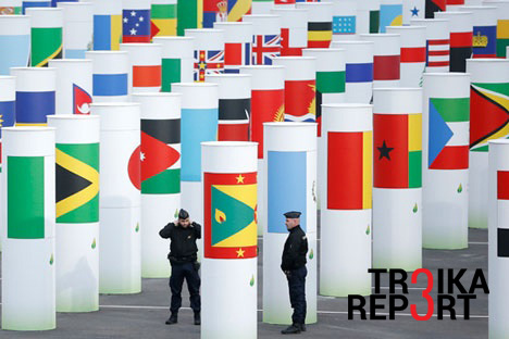 COP21: Facing the challenges of climate change before it's too late