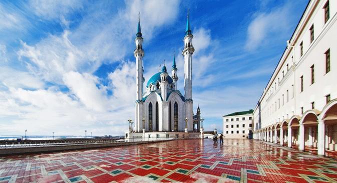 As cinco mesquitas mais singulares da Rússia width=