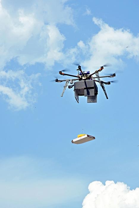 Uso de drones por empresas se torna cada vez mais popular na Rússia width=