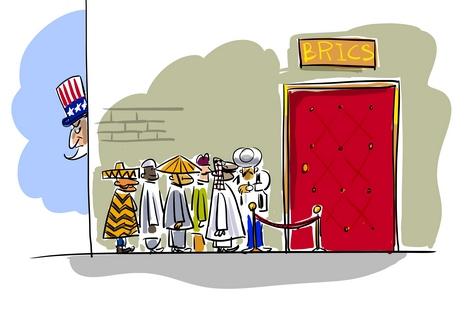 Banco de Desenvolvimento do Brics cria novo polo monetário internacional width=