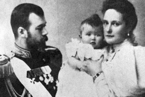 Quem revelou a tragédia dos Romanov? width=