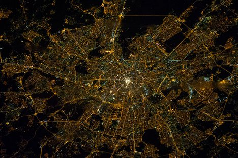 Defesa encontra satélites espiões 'disfarçados de lixo espacial' width=