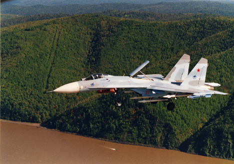 Indonesia Kirim Dua Pesawat Tempurnya ke Rusia untuk Diperbaiki