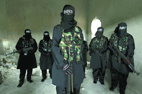 'Noivas da jihad' se unem a Estado Islâmico na Síria width=