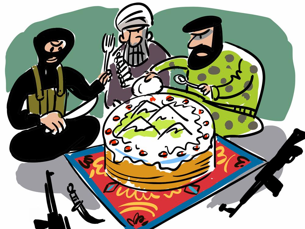 ISIS: Ancaman Nyata bagi Wilayah Kaukasus